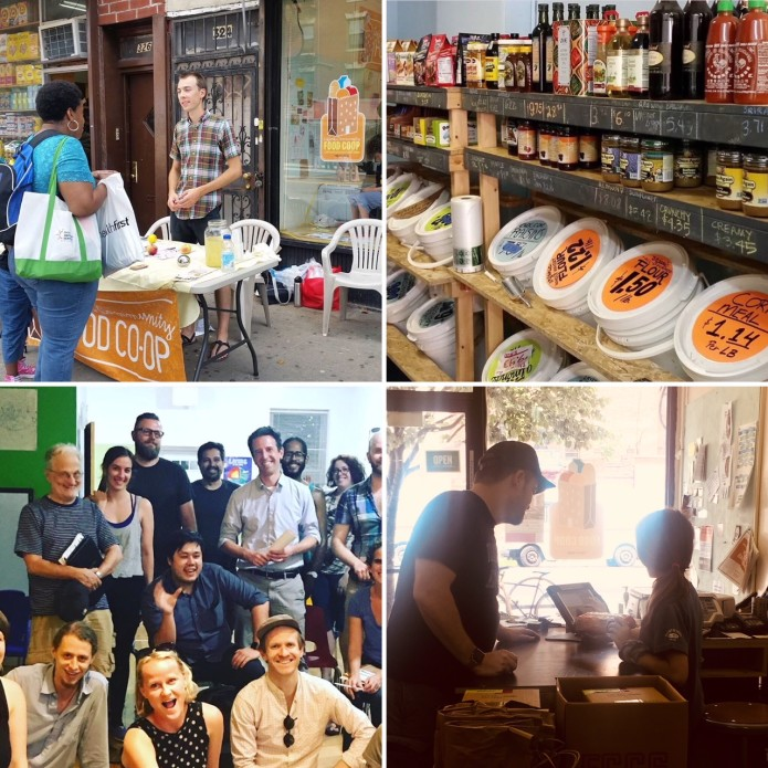 Images of Lefferts Community Food Coop