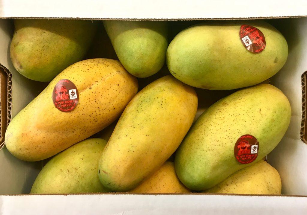 Francis mangoes